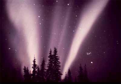 Aurore boreale definition – Coussin pour banquette extérieure