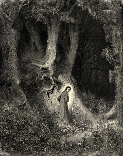 L'Enfer - gravure de Gustave Dor� - copyright: visipix.com (reproduction autoris�e par le site d'origine)