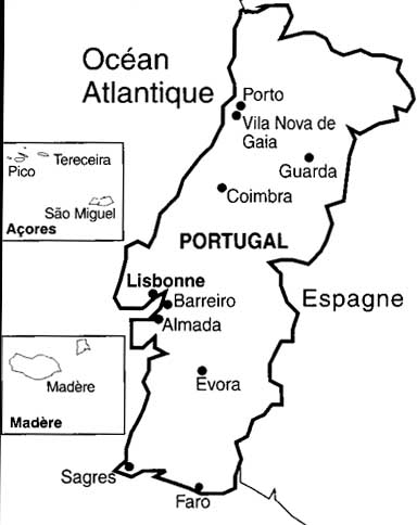 lieu pelerinage portugal