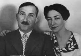 Stefan Zweig et Lotte Altmann