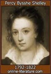 Shelley Percy Bysshe