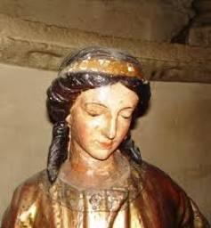 sainte thècle martyr